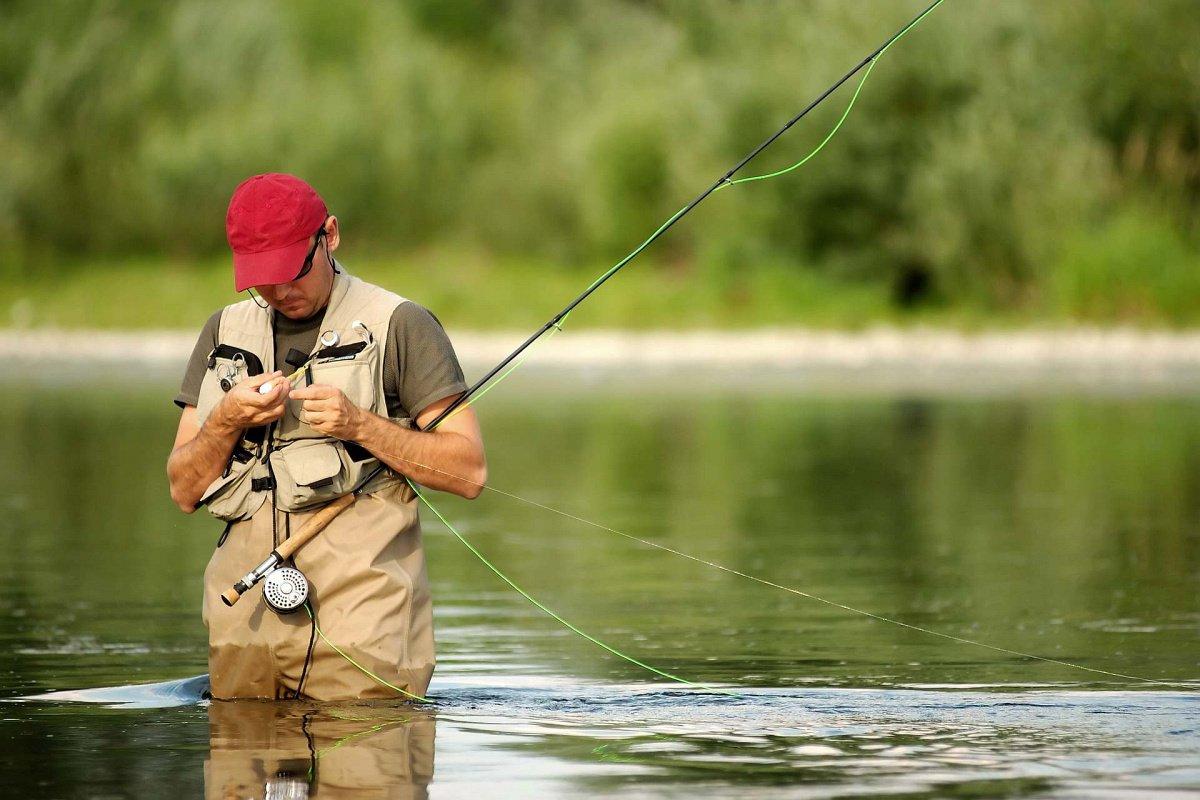 Ученые узнали, как рыбалка влияет на длительность жизни