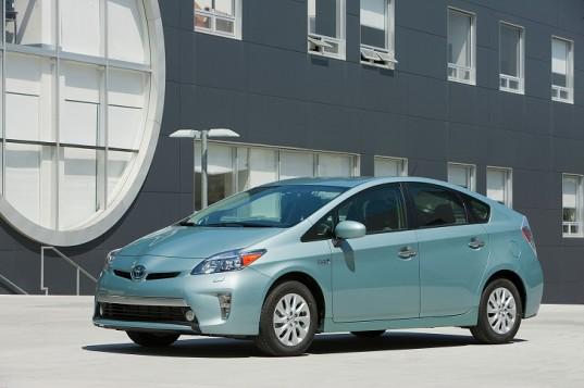 Вкомпании Тоёта хотят сделать целую линейку электромобилей