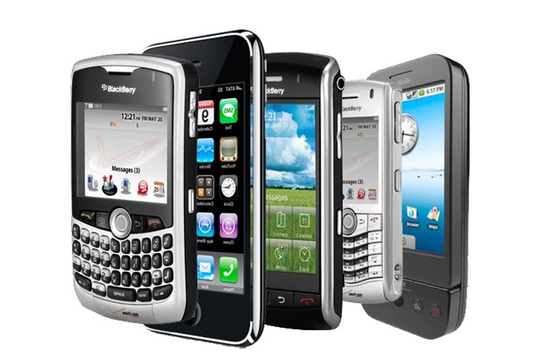 Жители России стали реже покупать сотовые телефоны
