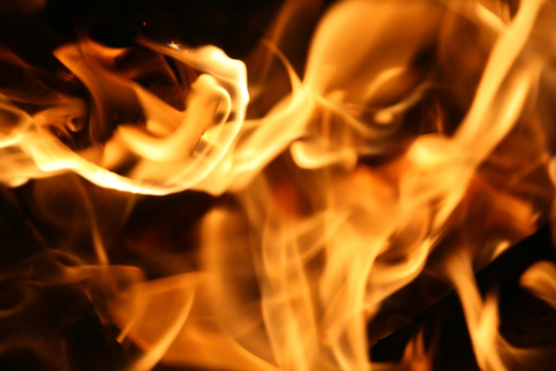 49-летний курянин живьем сжёг друга