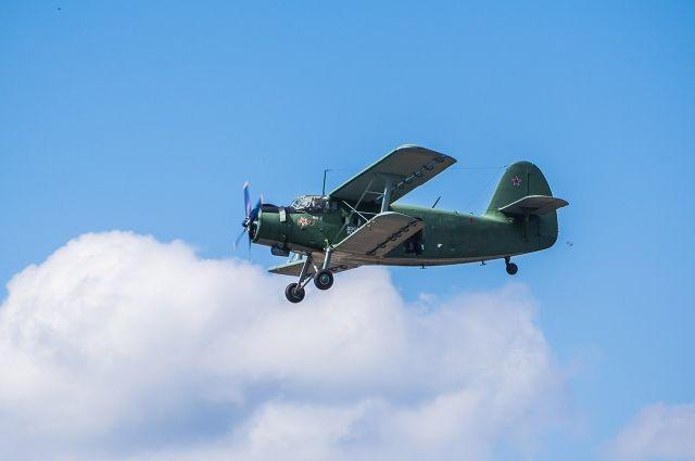 Под Архангельском самолёт совершил экстренную посадку налёд Северной Двины