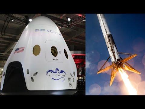 Ракета Falcon Heavy совершит 1-ый полет вконце 2017г