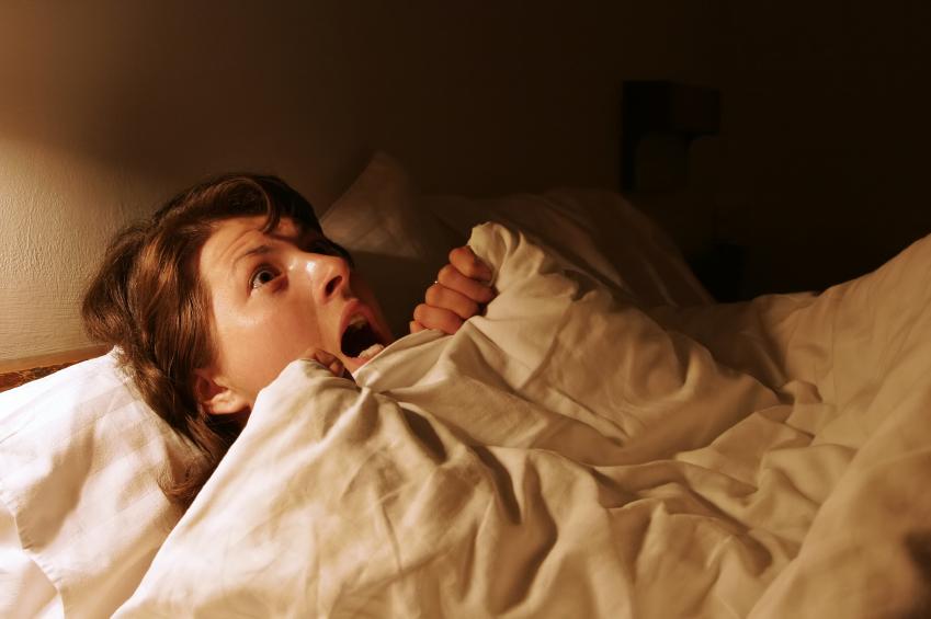 Секс со спящими фобии