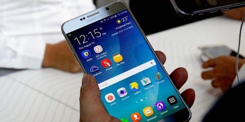 Самсунг планирует восстановить продажи взрывоопасного Galaxy Note 7— Еще одна попытка