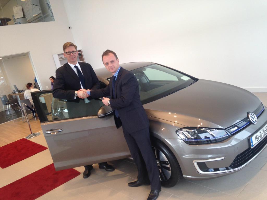 Стало известно имя нового руководителя VW натерритории Российской Федерации