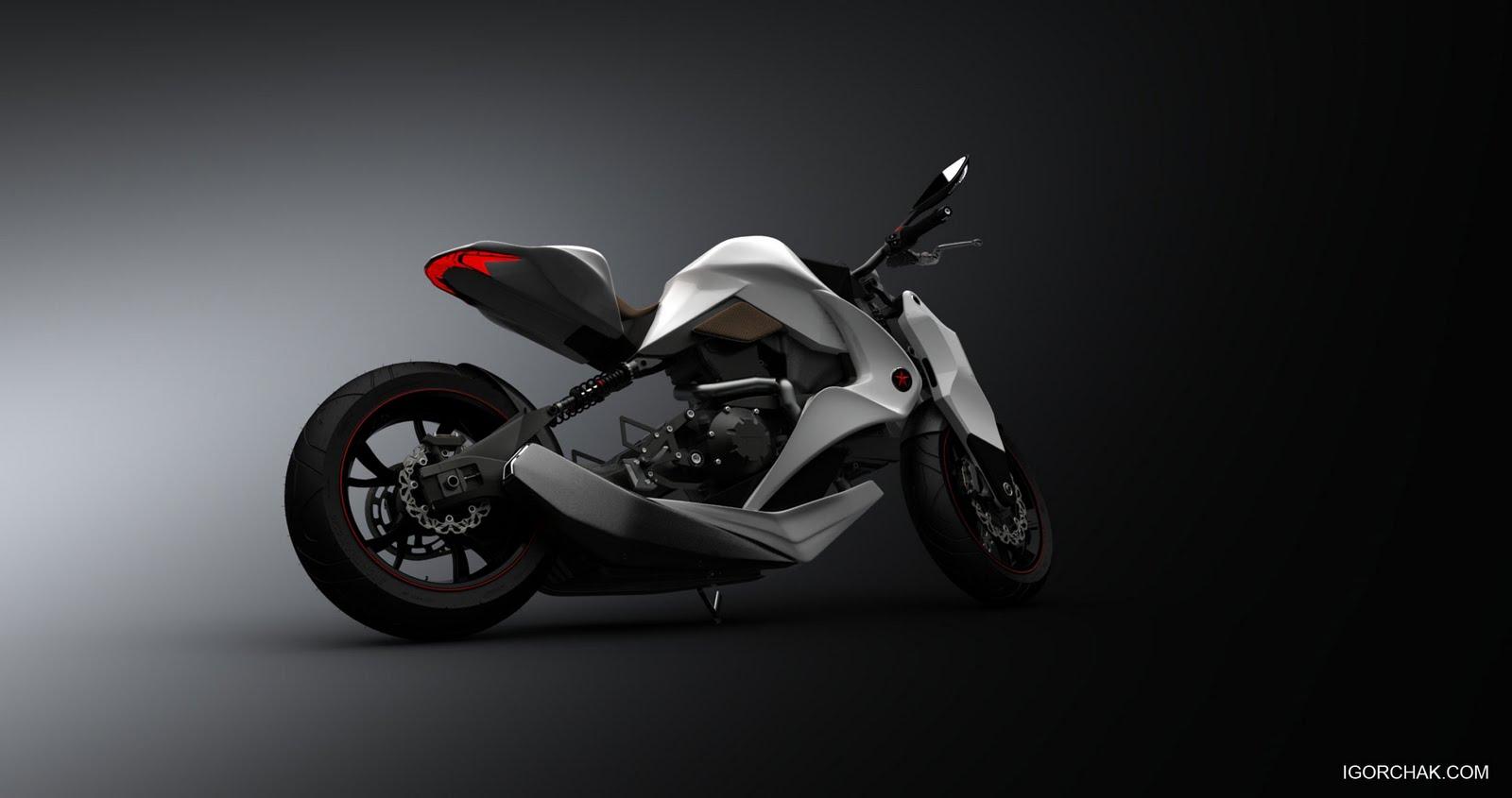 Новый мотоцикл фирмы «Калашников» встает на дорогу «Формулы-1»