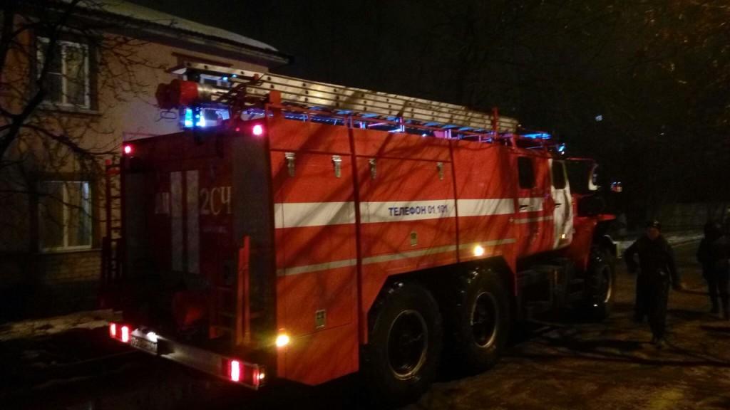 ВСмоленске наулице Матросова пожар уничтожил барак