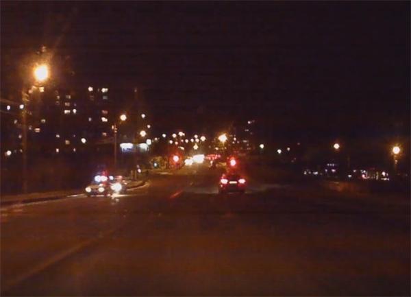 ВМурманске столкнулись 4 машины