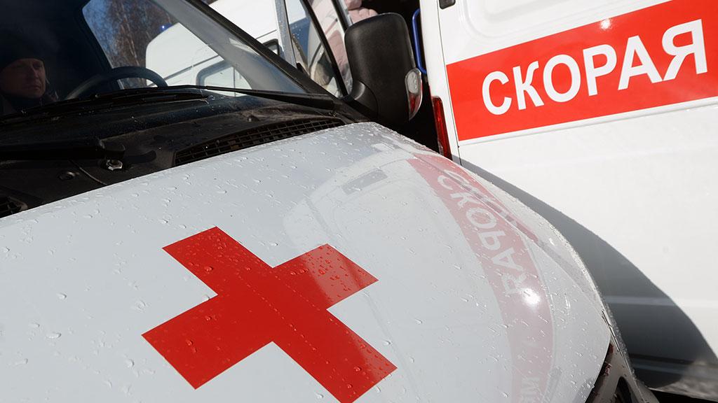 ВЕлецком районе столкнулись 2 легковушки, пострадавшие доставлены вбольницу