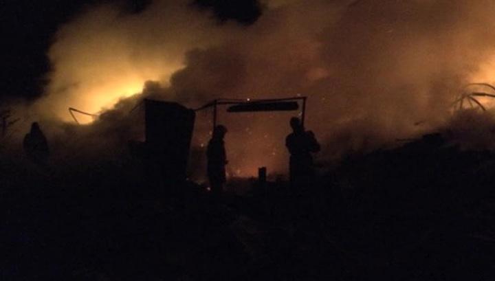 ВПереславском районе умер 61-летний мужчина впроцессе пожара
