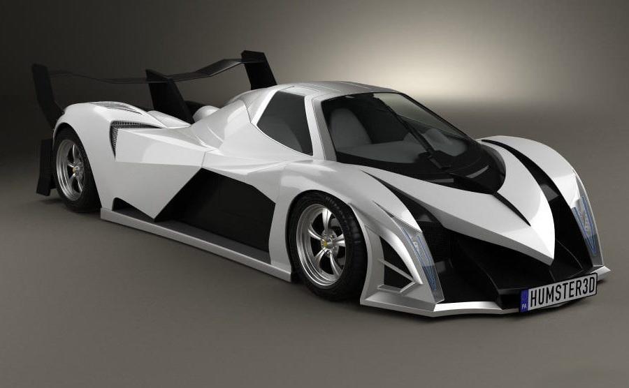 Специалисты  назвали ТОП-3 самых быстрых авто, предъявленных  вДубае
