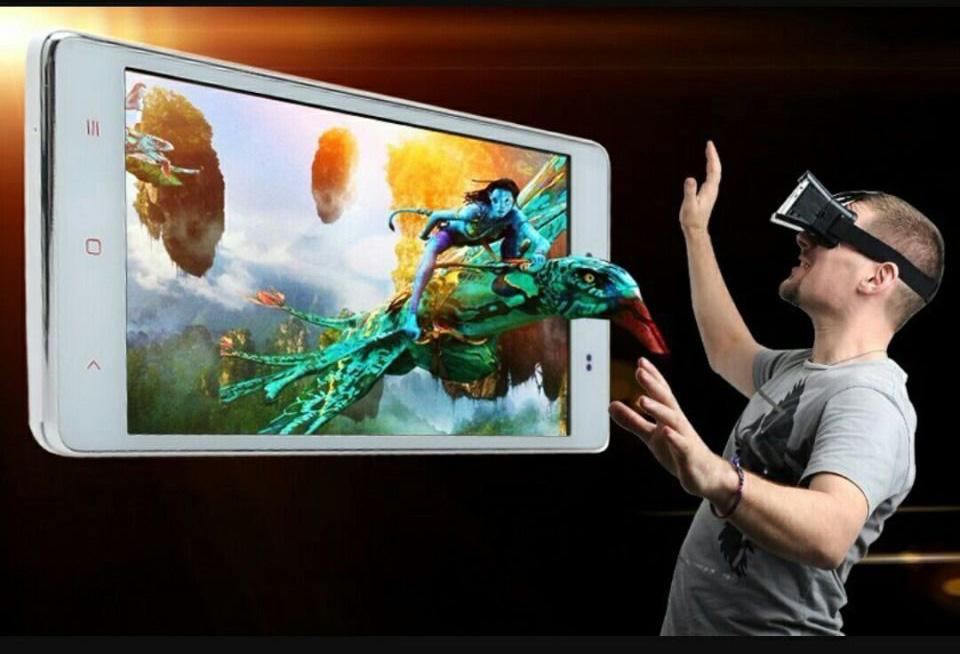 Очки виртуальной реальности тормозят реакцию человека