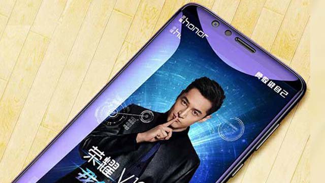 Huawei Honor V10 превзошел iPhone Xиз-за передового 3D-сканера лица