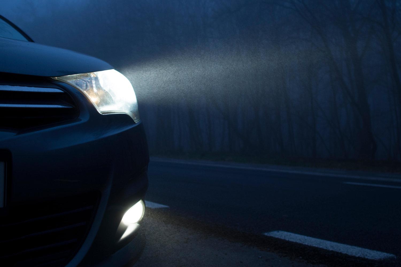 Американцы проверили оптику на новых автомобилях