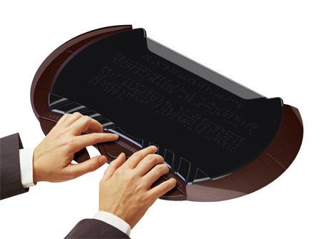 1-ый вмире компьютер для слепых создан в Российской Федерации