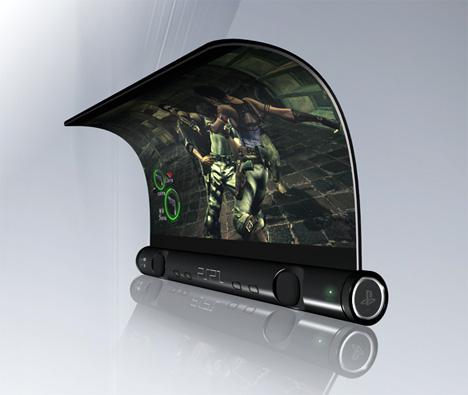 ВЯпонии разработали технологию создания гибких ЖК-экранов