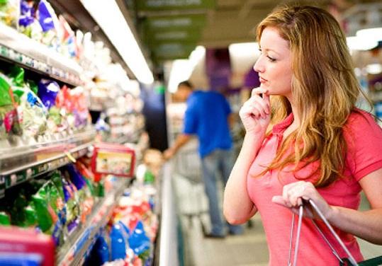 Учёные выяснили, что люди склонны покупать только знакомые продукты