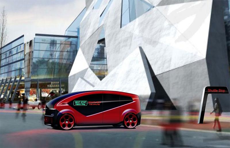 Fisker Inc поделился тизером нового беспилотного внедорожного минивэна