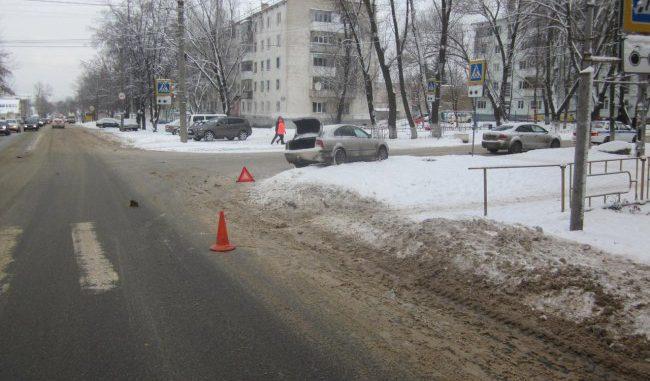 ВОрле наВасильевской Фольксваген сбил 2-х пешеходов-пенсионеров