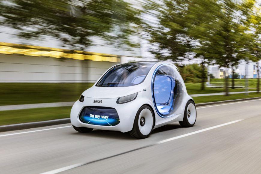 В России разработали правила обращения с беспилотными автомобилями