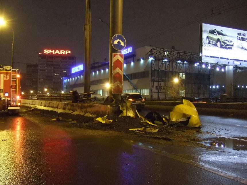 ВКузбассе натрассе «Бийск— Мартыново— Новокузнецк» вДТП погибли 3 человека