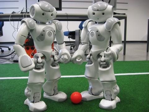 ВБритании впервый раз всерьез заговорили оправах для роботов