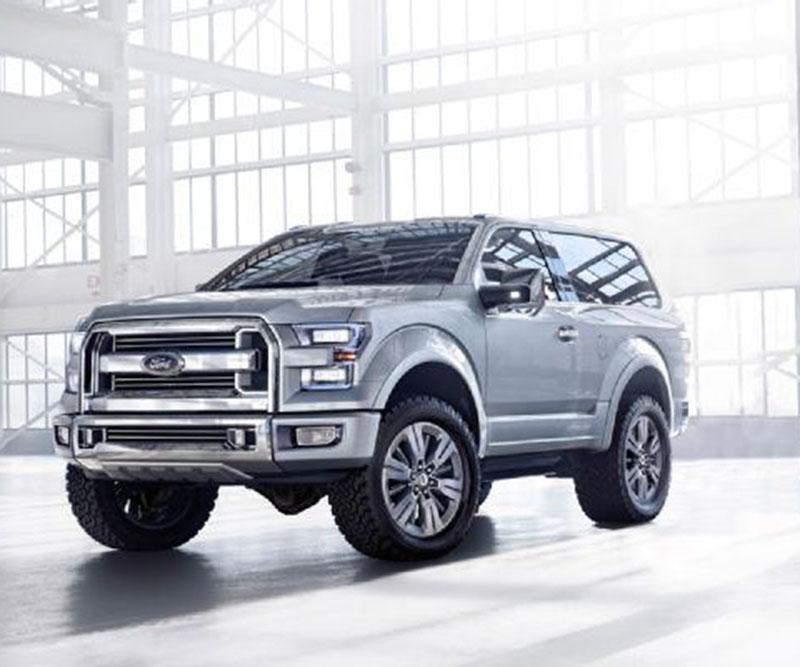 Стали известны сроки запуска знаменитого джипа Форд Bronco