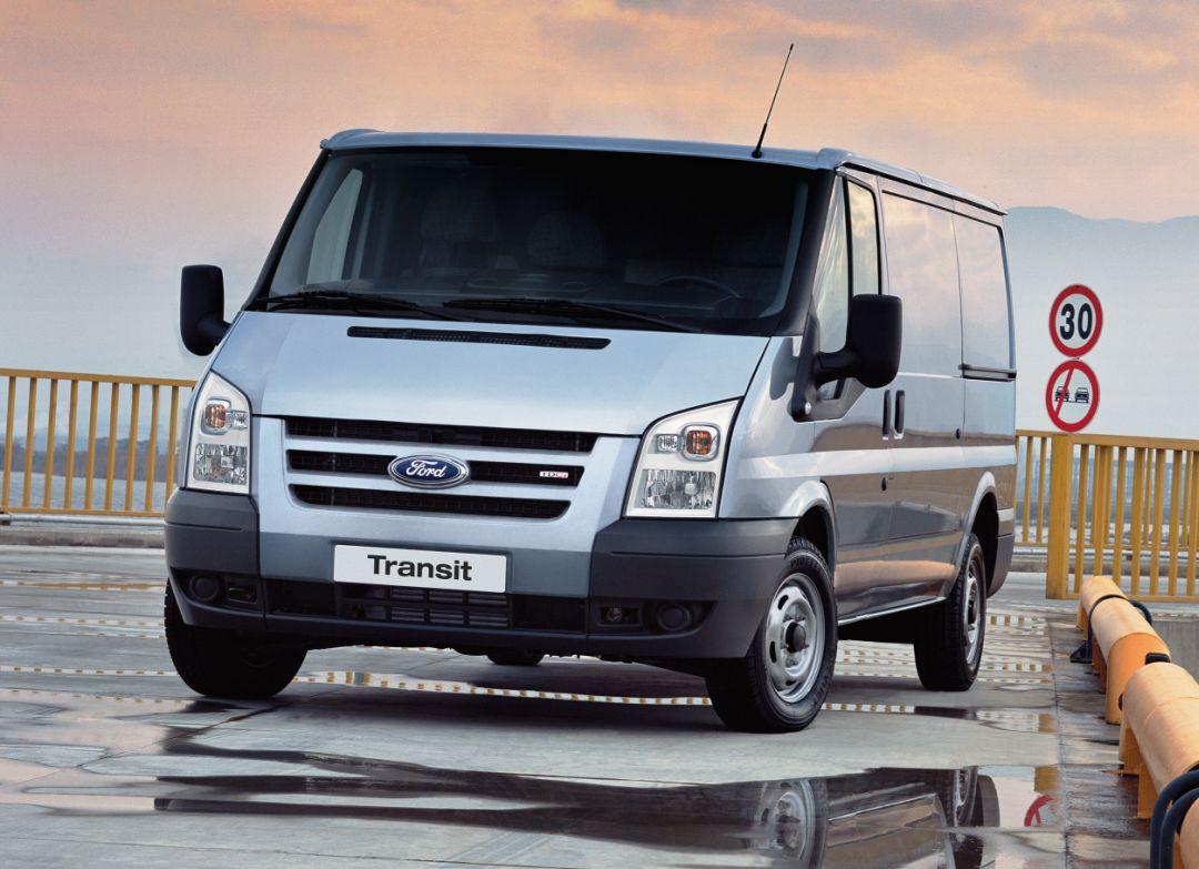 Продажи Форд Transit удвоились