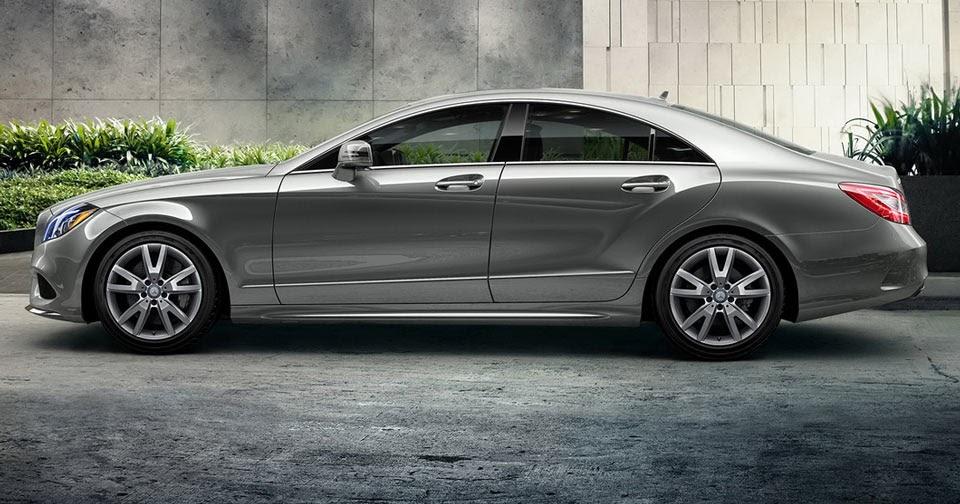 Benz огласил прайс-лист наобновлённое купе CLS