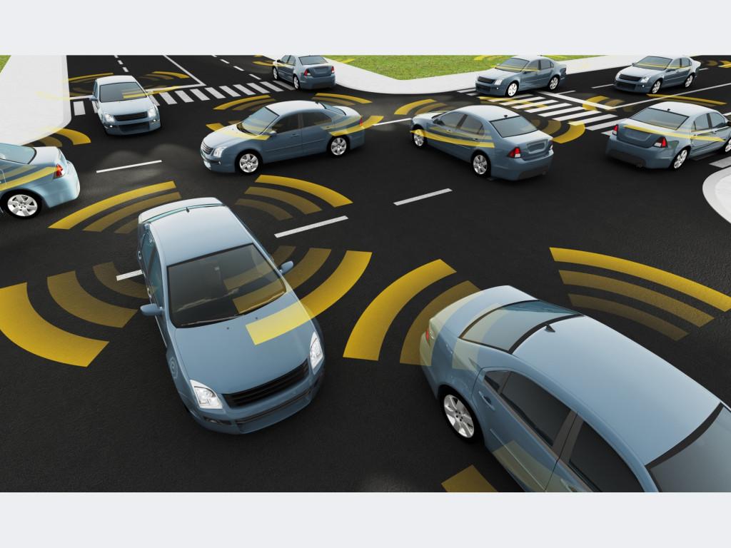 КомпанияLG сделает беспилотные автомобили благоразумнее ибезопаснее при помощи технологии V2X