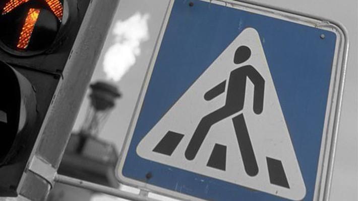 ВНижнем Новгороде перебегавший дорогу накрасный свет ребенок попал под автомобиль