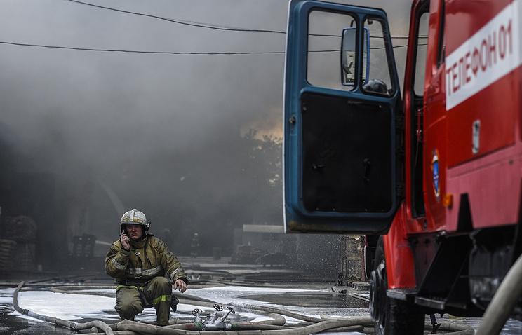 ВНефтекамске из-за сильного задымления в9-этажке эвакуированы 37 человек