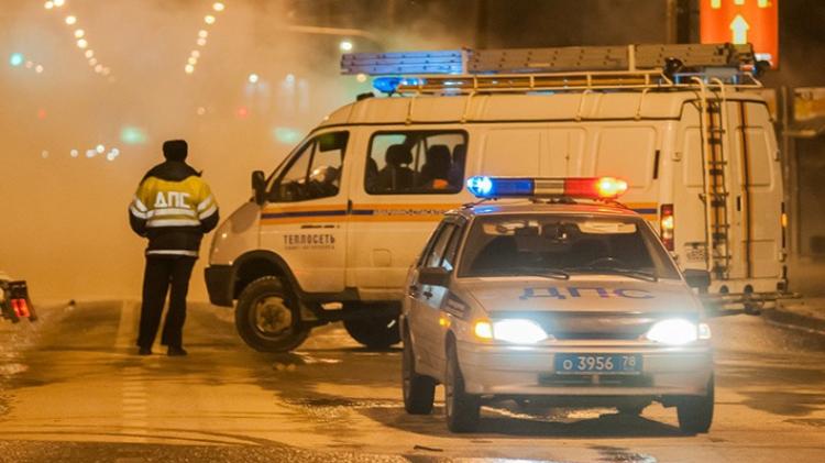 ВДТП сучастием автобуса вПодмосковье пострадали 5 человек