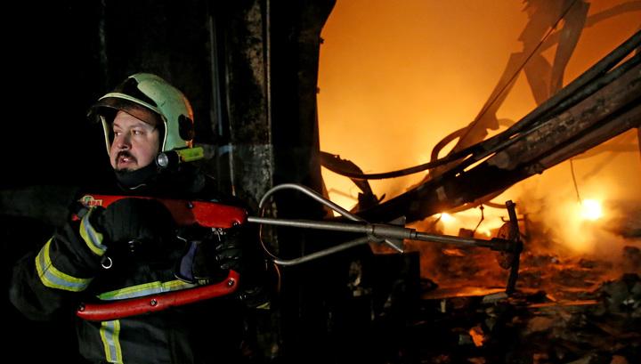 Из-за возгорания вшколе при Еврейском музее в российской столице эвакуировали людей