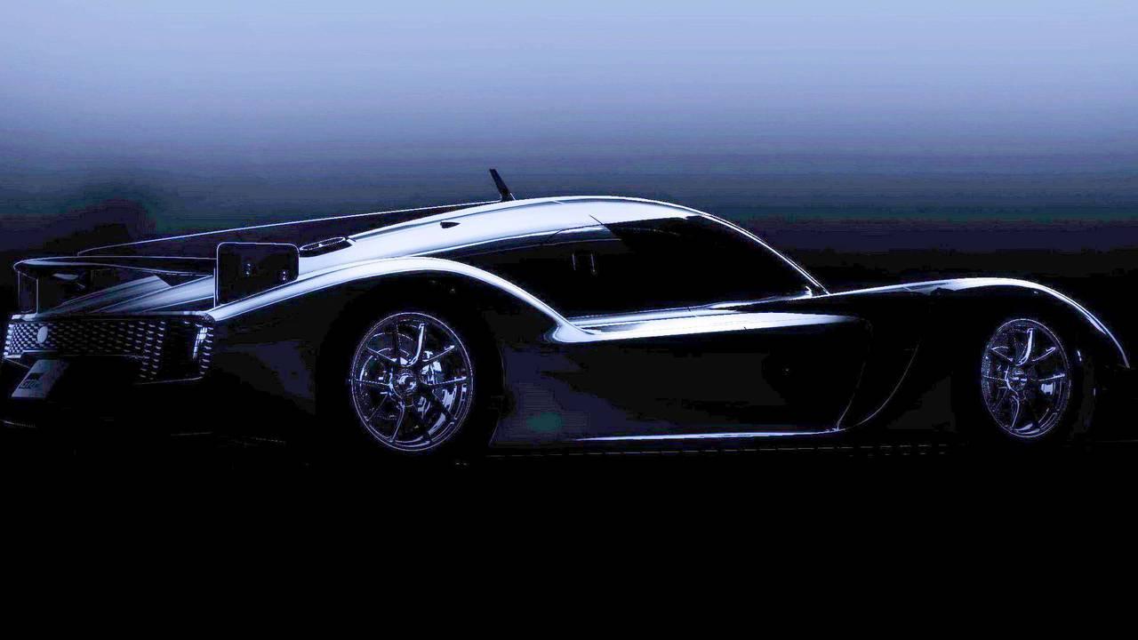 Тойота показала силуэт нового спортивного автомобиля