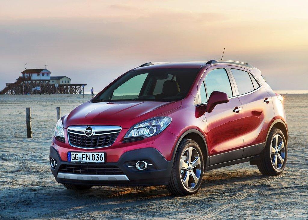 100 000 человек хотят приобрести новый Opel Mokka