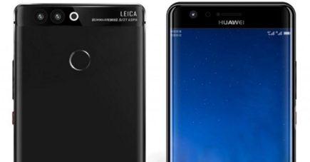 Раскрыты детали оновом флагмане Huawei P11