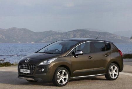 Скоро на российском авторынке начнутся продажи кроссовера Peugeot 3008