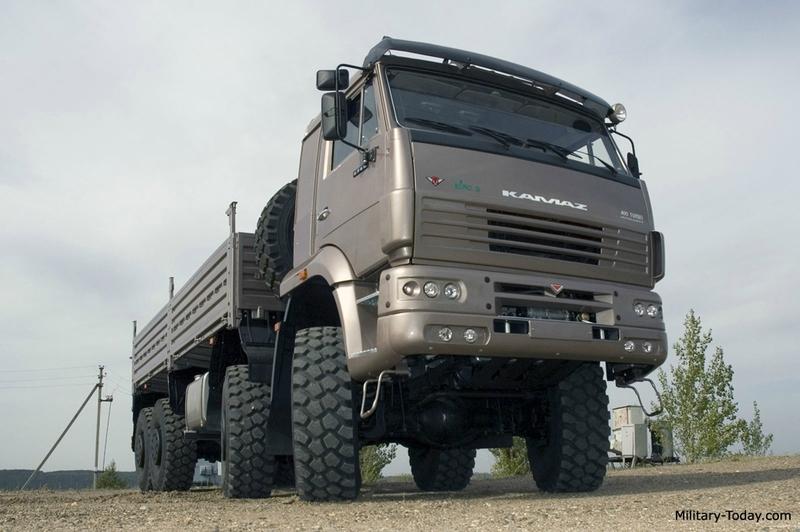 Рынок грузовиков вРФ кконцу осени вырос на57%