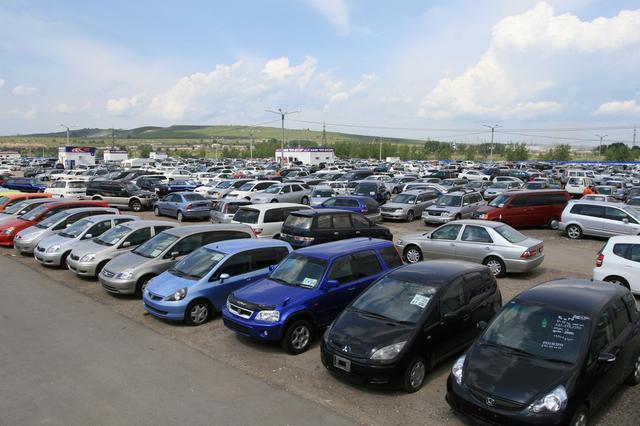 Китайский рынок автомобилей идет нановый рекорд