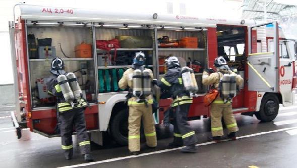 Труп неизвестного отыскали после пожара взаброшенном помещении