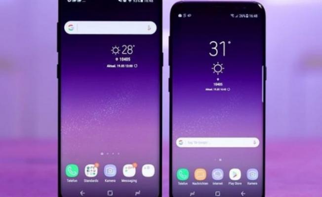 Новые рендеры черного Самсунг Galaxy S9