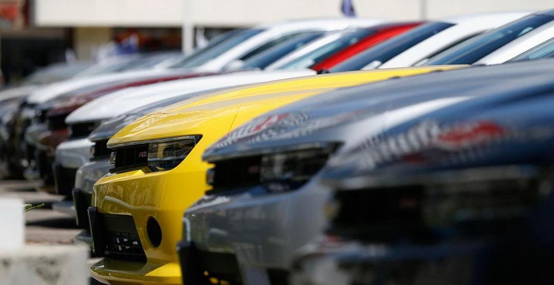 Мировой автомобильный рынок вырос на 4,8