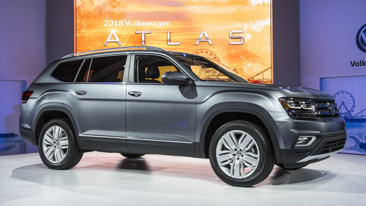 VW готовит для рынка Соединенных Штатов Америки пикап огромных размеров