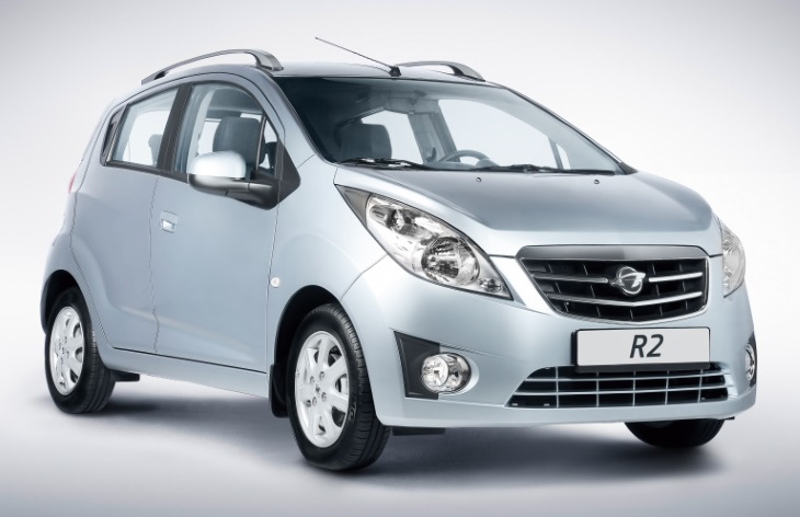 Ravon R2 является лидером ноябрьских продаж нарынке легковых авто в Российской Федерации