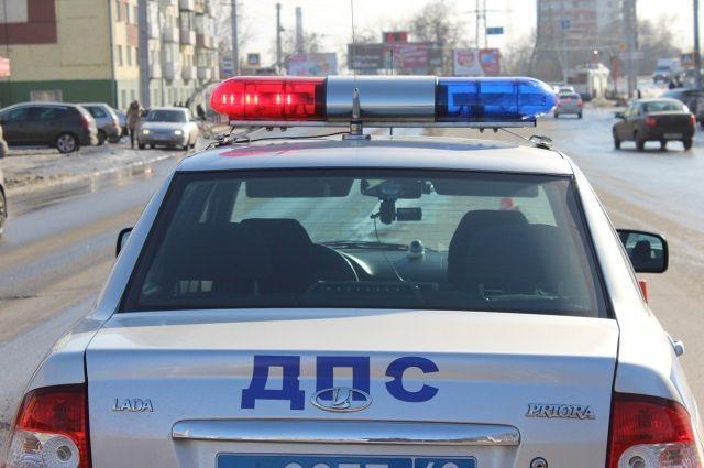 Вцентре Красноярска шофёр наиномарке сбил женщину