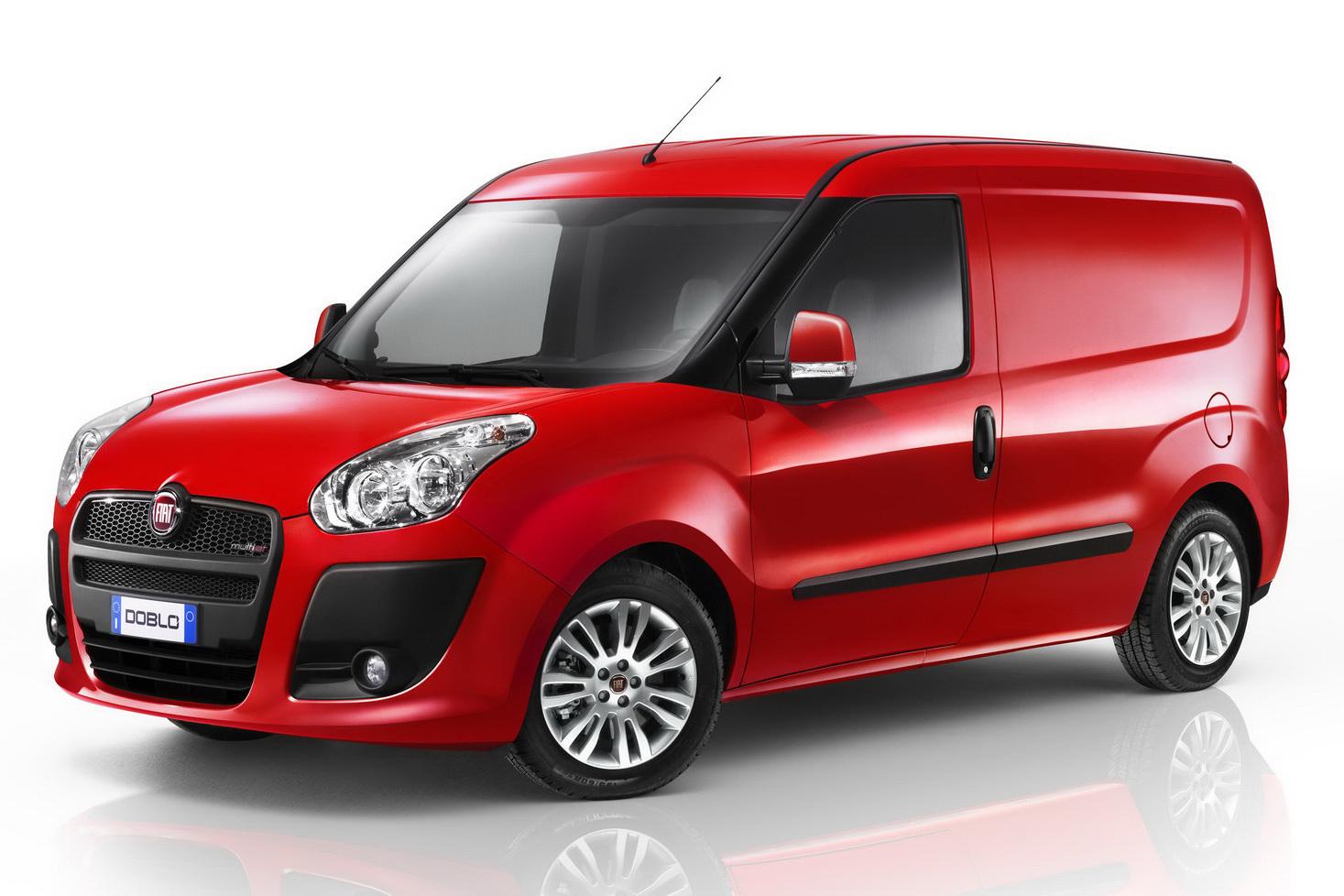 В России было продано два автомобиля Fiat