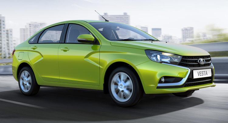 В государствах европейского союза продажи машин Лада увеличились на40%