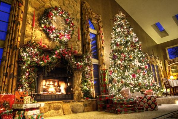 ВМинске возникла первая вмире «умная» новогодняя ель