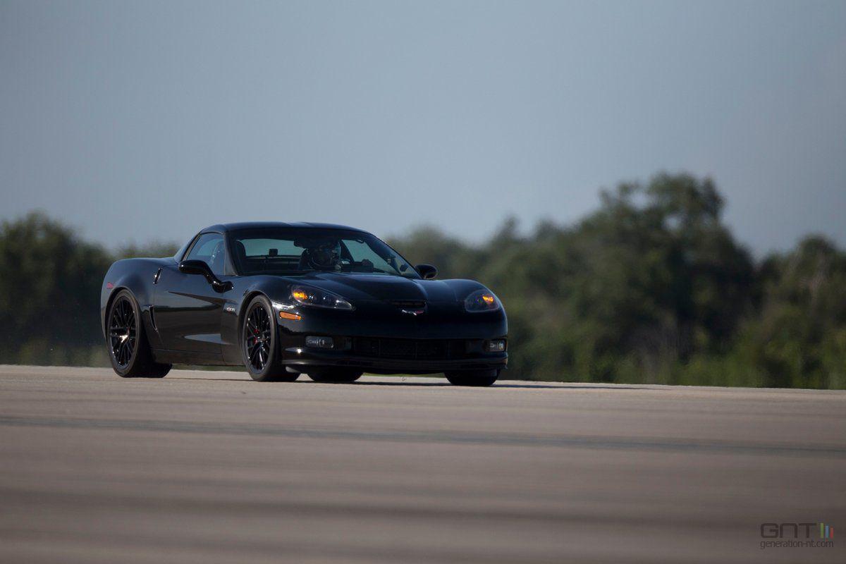 Электрокар набазе Corvette оборудовали 800-сильным двигателем